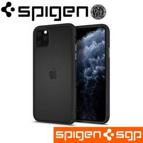 Spigen iPhone 11 Pro MAX Ciel Color Brick-防摔保護殼 霧黑